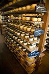 Cheese warehouse, Zuiderzee museum, Enkhuizen, Netherlands