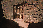 . EL Kaznah from the top/ Middle East. Jordan. Petra