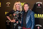 "Topacio Fresh and  Israel Cotes attends the premiere of the film ""El bar"" at Callao Cinema in Madrid, Spain. March 22, 2017. (ALTERPHOTOS / Rodrigo Jimenez)"