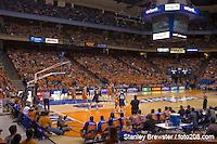 Boise St Basketball 2007-08 v Utah St