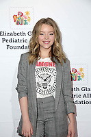 "LOS ANGELES - OCT 28:  Jade Pettyjohn at the ""A Time For Heroes"" Family Festival at the Smashbox Studios on October 28, 2018 in Culver City, CA"