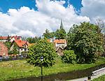 Gietrzwałd, 2014-05-18. Gietrzwałd - wieś w województwie warmińsko-mazurskim.