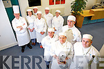 Team Beef from the  IT Tralee Winners of the Inaugural Dingle Culinary Pentathlon held last Friday.  Pictured front right Louise Brosnan, Linda O'Connor, Mark Harnett, Brian Ferriter Back Left Team Coach Mark Murphy with Runners Up Caroline Griffin, Breda Barron, Michael McCarthy, Shane Kenny, Deirdre O'Byrne