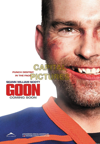 CANADIAN POSTER ART.in Goon.*Filmstill - Editorial Use Only*.CAP/FB.Supplied by Capital Pictures.