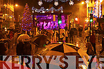 The New Year's Eve, Street Party in Killarney on Tuesday night.