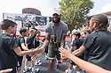 LeBron More Than An Athlete Tour