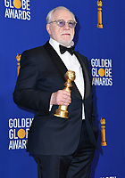05 January 2020 - Beverly Hills, California - Brian Cox. 77th Annual Golden Globes - Press Room held at Beverly Hilton Hotel. Photo Credit: Birdie Thompson/AdMedia