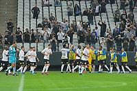 São Paulo (SP), 10/10/2019 - CORINTHIANS-ATHLETICO - Gil do Corinthians comemora o gol. Corinthians e Athletico, pela 24ª rodada do Campeonato Brasileiro 2019, na Arena, em Itaquera zona leste de SP, nesta quinta-feira (10).