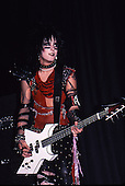 Motley Crue; Live Beacon Theater New York; 1984<br /> Photo Credit: Eddie Malluk/Atlas Icons.com