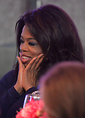 Oprah Winfrey attends a dinner in honor of the Medal of Freedom awardees at the Smithsonian National Museum of American History on November 20, 2013 in Washington, D.C.<br /> Credit: Kevin Dietsch / Pool via CNP