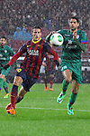 2014-01-29-FC Barcelons vs Levante UD: 5-1.