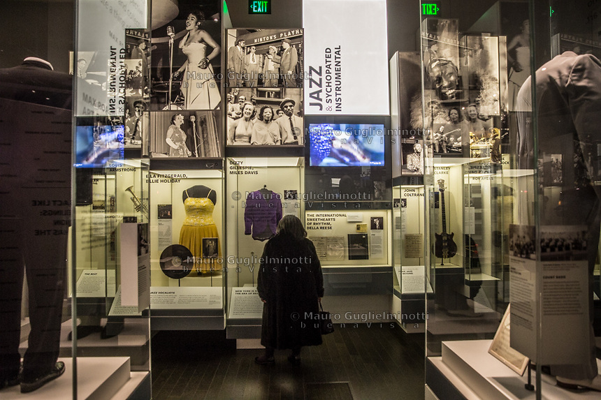 Washington- National Museum of African American History and Culture<br /> il jazz