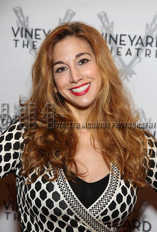 Lorin Latarro attends the Vineyard Theatre Gala 2018 honoring Michael Mayer at the Edison Ballroom on May 14, 2018 in New York City.