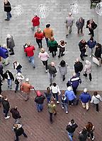 Nederland  Alkmaar -  Oktoberr 2018. Mensen op straat in Alkmaar.   Foto Berlinda van Dam / Hollandse Hoogte