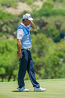 Padraig Harrington (IRL) during the 2nd round at the Nedbank Golf Challenge hosted by Gary Player,  Gary Player country Club, Sun City, Rustenburg, South Africa. 15/11/2019 <br /> Picture: Golffile | Tyrone Winfield<br /> <br /> <br /> All photo usage must carry mandatory copyright credit (© Golffile | Tyrone Winfield)