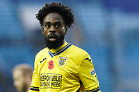 Nathan Dyer of Swansea City in action during the Sky Bet Championship match between Sheffield Wednesday and Swansea City at Hillsborough Stadium, Sheffield, England, UK. Saturday 09 November 2019