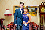 Jonathan Meyers and  Blathnaid O'Connor, at the CBS The Green Students' Debs Ball at the Ballyroe Heights Hotel on Saturday night