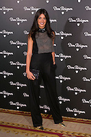 Noelia Lopez attend the Don Perigean Party at Palacio Pinto Duartein Madrid, Spain. December 9, 2014. (ALTERPHOTOS/Carlos Dafonte) /NortePhoto.com<br />