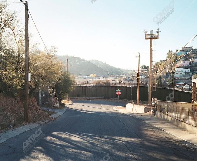 International Boulevard, Nogales, Arizona, USA, December 2004