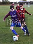 EMU Eoin McEvoy Laytown Paulo Ceka. Photo:Colin Bell/pressphotos.ie