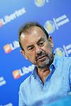 Getafe CF's President Angel Torres. August 9, 2019. (ALTERPHOTOS/Acero)