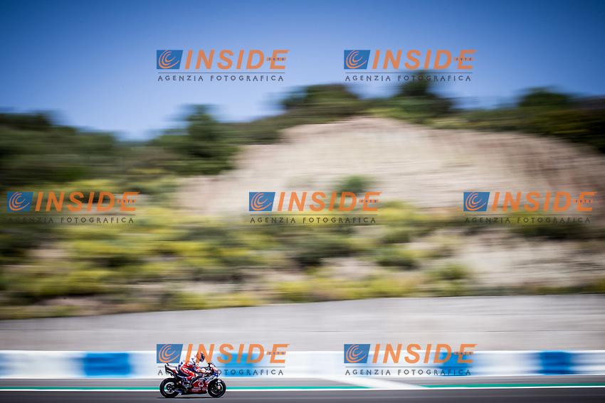 DANILO PETRUCCI - ITALIAN - ALMA PRAMAC RACING - DUCATI<br /> Jerez 05-05-2018 Moto Gp Spagna / Spain<br /> Foto Vincent Guignet / Panoramic / Insidefoto