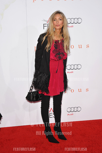 "Heather Thomas at the Los Angeles premiere of ""Precious"", based on the novel ""Push"" by Sapphire, at Grauman's Chinese Theatre, Hollywood, as part of the AFI Fest 2009..November 1, 2009  Los Angeles, CA.Picture: Paul Smith / Featureflash"