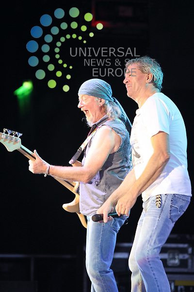 Deep Purple headline gig at SECC in Glasgow on Saturday 26 November 2011…..Picture: Justin Moir/Universal News And Sport (Europe) 2011..