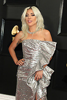 10 February 2019 - Los Angeles, California - Lady Gaga. 61st Annual GRAMMY Awards held at Staples Center. Photo Credit: AdMedia