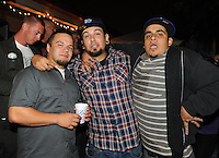 Mike Mendoza birthday party in Long Beach, Calif., on April 16, 2010..