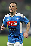 Mario Rui of Napoli during the Coppa Italia match at Giuseppe Meazza, Milan. Picture date: 12th February 2020. Picture credit should read: Jonathan Moscrop/Sportimage