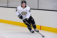 September 15, 2017: Boston Bruins left defenseman Torey Krug (47) skates during the Boston Bruins training camp held at Warrior Ice Arena in Brighton, Massachusetts. Eric Canha/CSM