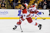 NHL 2016: Hurricanes vs Bruins APR 05
