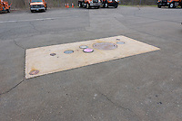 CT-DOT Project No. 173-456 East Haven Repair Facility Tank Replacement. Pre-Construction Photo Documentation on 22 April 2016. One of 104 Images Captured this Submission.