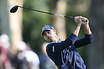 02/18/12 Pacific Palisades, CA: Jonathan Bird during the third round of the Northern Trust Open held at the Riviera Country Club