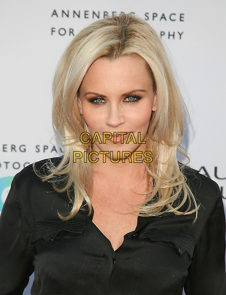 JENNY McCARTHY .at The opening of Beauty Culture - a photographic exploration of how feminine beauty is defined, challenged and revered in modern society held at Annenberg Space for Photography in Century City, California, USA,  .May 19th 11..portrait headshot black shirt                                           .CAP/RKE/DVS.©DVS/RockinExposures/Capital Pictures.