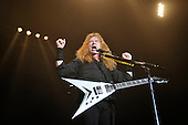 Nov 14, 2015: MEGADETH - SSE Wembley Arena London