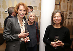 Susan Laubach, Carol Hall and Gretchen Cryer during The DGF's 14th Biannual Madge Evans & Sidney Kingsley Awards at the Dramatists Guild Fund headquarters on April 4, 2016 in New York City.