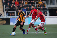 Jake Cassidy of Maidstone United in action during Maidstone United vs Wrexham, Vanarama National League Football at the Gallagher Stadium on 17th November 2018