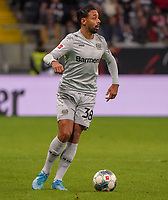 Karim Bellarabi (Bayer Leverkusen) - 18.10.2019: Eintracht Frankfurt vs. Bayer 04 Leverkusen, Commerzbank Arena, <br /> DISCLAIMER: DFL regulations prohibit any use of photographs as image sequences and/or quasi-video.