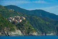 Riomaggiore Comarca de Cinqueterre