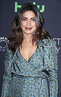 NEW YORK, NY-October 17:Priyanka Chopra at PaleyFest New York presents Quantico at the Paley Center for Media in New York.October 17, 2016. Credit:RW/MediaPunch
