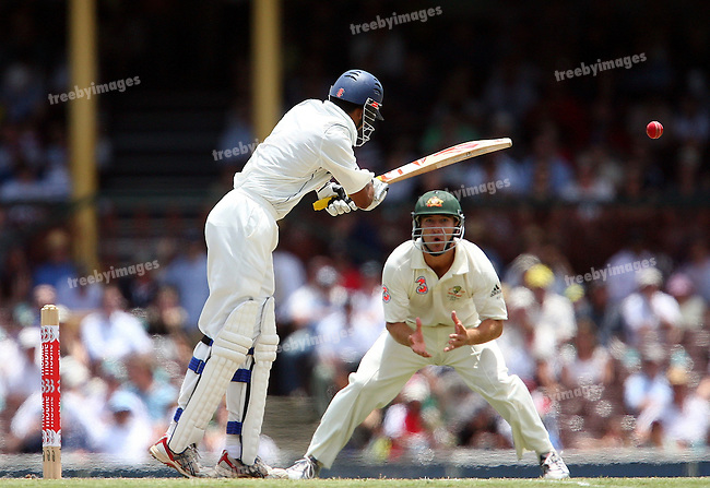 Day 2, Test Series Australia V India, 2nd Test at the SCG, 3rdd Jan 2008.
