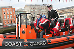 Conor O'Hara and Rory Campbell in the Coastguard boat at Scotch Hall..Photo NEWSFILE/Jenny Matthews.(Photo credit should read Jenny Matthews/NEWSFILE)....This Picture has been sent you under the condtions enclosed by:.Newsfile Ltd..The Studio,.Millmount Abbey,.Drogheda,.Co Meath..Ireland..Tel: +353(0)41-9871240.Fax: +353(0)41-9871260.GSM: +353(0)86-2500958.email: pictures@newsfile.ie.www.newsfile.ie.FTP: 193.120.102.198.