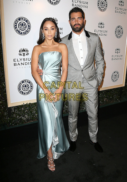 07 January 2017 - Los Angeles, California - Cara Santana, Jesse Metcalfe. The Art of Elysium 20th Anniversary and 10th Annual celebration &quot;HEAVEN&quot; Gala held at Red Studios. <br /> CAP/ADM/FS<br /> &copy;FS/ADM/Capital Pictures