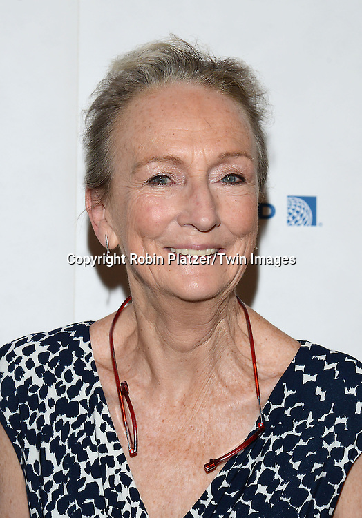 Kathleen Chalfant attends the 28th Annual  Broadway Cares/ Equity Fights Aids Flea Market and Auction on September 21,2014 in Shubert Alley in New York City. <br /> <br /> photo by Robin Platzer/Twin Images<br />  <br /> phone number 212-935-0770
