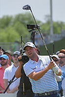 Marc Leishman (AUS) watches his tee shot on 11 during round 3 of the AT&amp;T Byron Nelson, Trinity Forest Golf Club, at Dallas, Texas, USA. 5/19/2018.<br /> Picture: Golffile | Ken Murray<br /> <br /> <br /> All photo usage must carry mandatory copyright credit (&copy; Golffile | Ken Murray)
