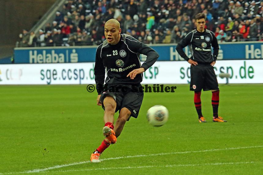 Bamba Anderson (Eintracht) - Eintracht Frankfurt vs. TSG 1899 Hoffenheim, Commerzbank Arena