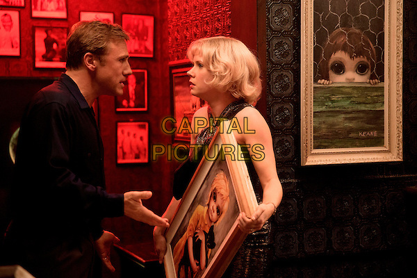 Christoph Waltz, Amy Adams<br /> in Big Eyes (2014) <br /> *Filmstill - Editorial Use Only*<br /> CAP/FB<br /> Image supplied by Capital Pictures