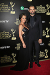 BEVERLY HILLS - JUN 22: Kelly Monaco, Jason Thompson at The 41st Annual Daytime Emmy Awards at The Beverly Hilton Hotel on June 22, 2014 in Beverly Hills, California
